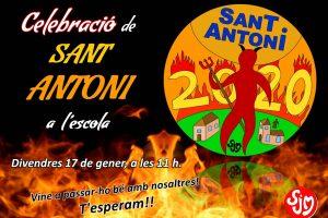 Cartell Sant Antoni 2020