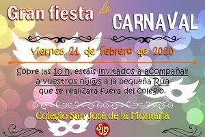 Cartell Web – Carnestoltes SJM 19-20