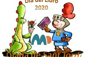 Diada de  Sant Jordi 2020- Dia del Llibre