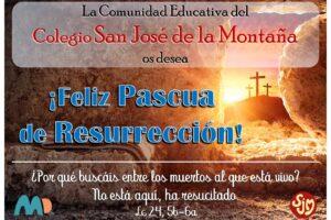 FELIZ DOMINGO DE RESURRECCIÓN