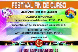 FESTIVAL DE FINAL DE CURSO